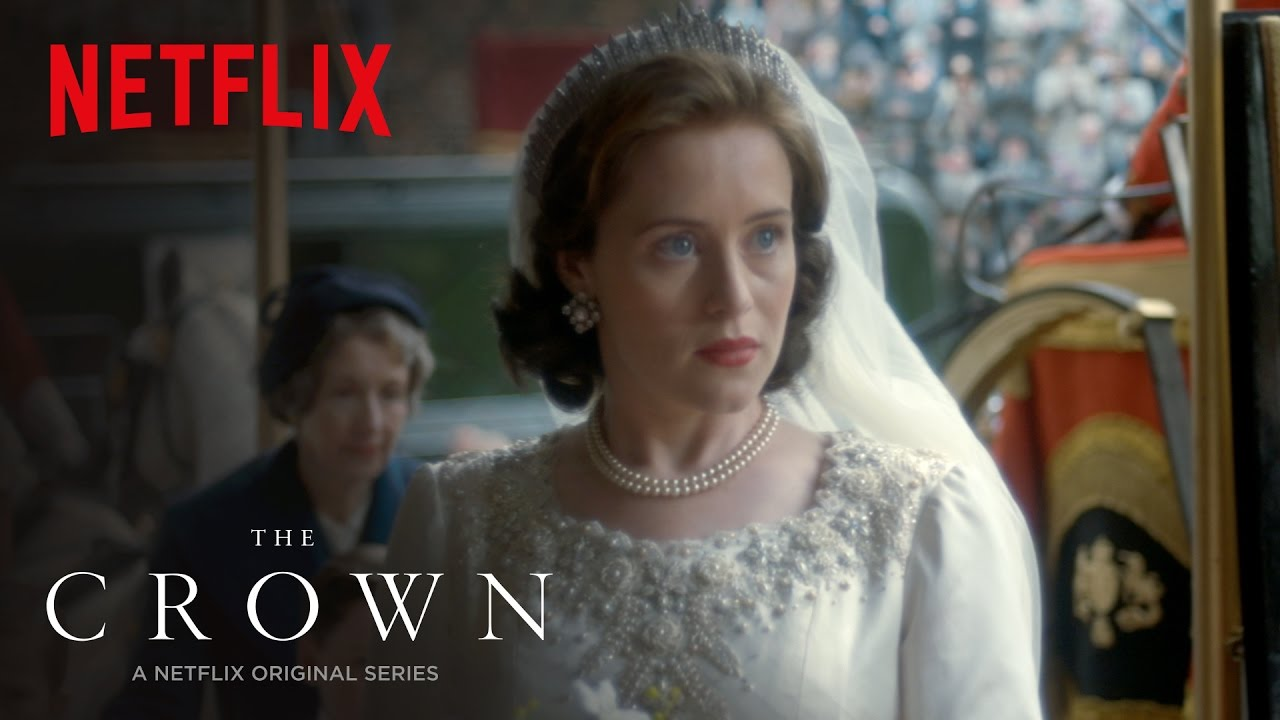 The Crown ad